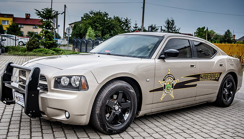 Dodge Charger – Sheriff
