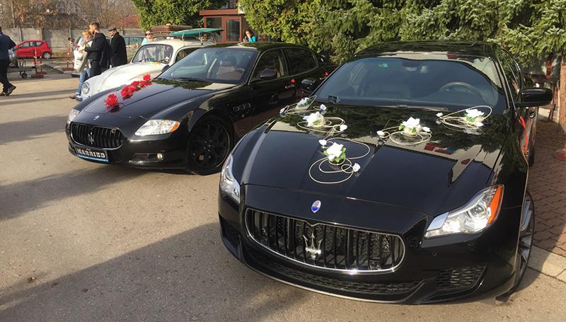 Maserati Quattroporte V i VI