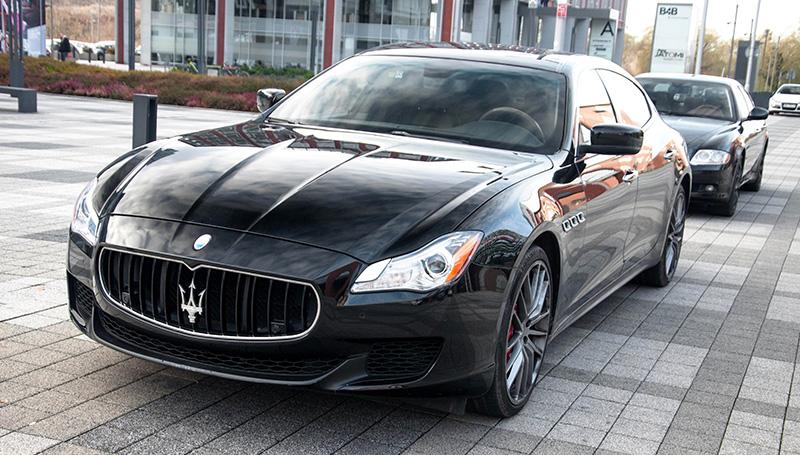 Maserati Quattroporte VI